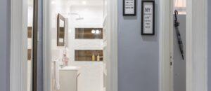 Drzwi do łazienki - wygląd i funkcjonalność